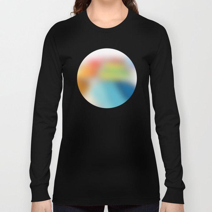 TRANSLUCENTE | multicolor Long Sleeve T-shirt