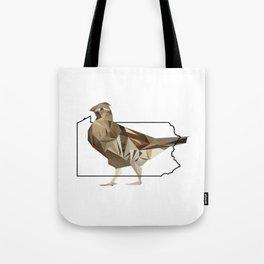 Pennsylvania – Ruffed Grouse Tote Bag