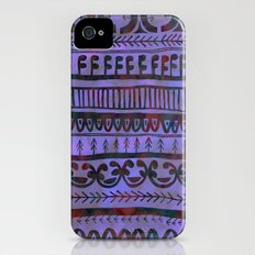 Noni- Purple Slim Case iPhone (4, 4s)