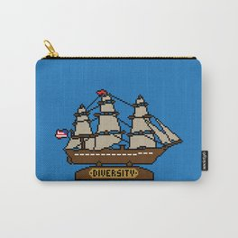 Anchor Pixel Carry-All Pouch