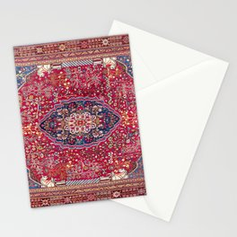 Qashqa'i  Antique Fars Persian Rug Stationery Cards