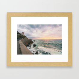 It will be a better day Framed Art Print