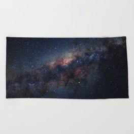 Milky Beach Towel