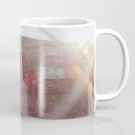Through The Gate-Film Camera Coffee Mug