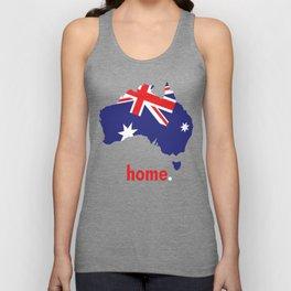 Australia Proud Unisex Tank Top