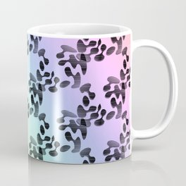 2706 Today's colored grey pattern ... Coffee Mug