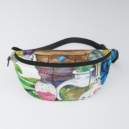 Potion Collection Fanny Pack