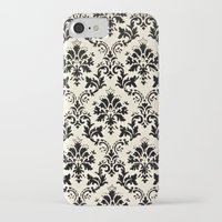 damask iPhone & iPod Cases featuring Damask by MJ Lira Photography