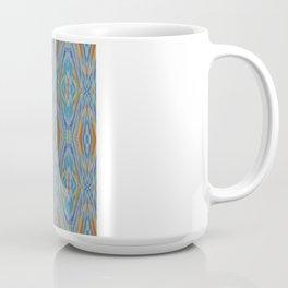 Liquid Ikat Coffee Mug