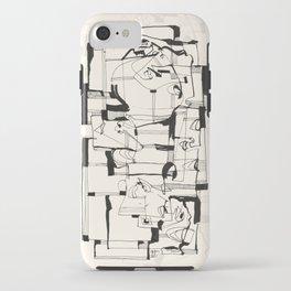 Start From Scratch iPhone Case