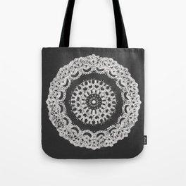 Grandma's Doily I Tote Bag