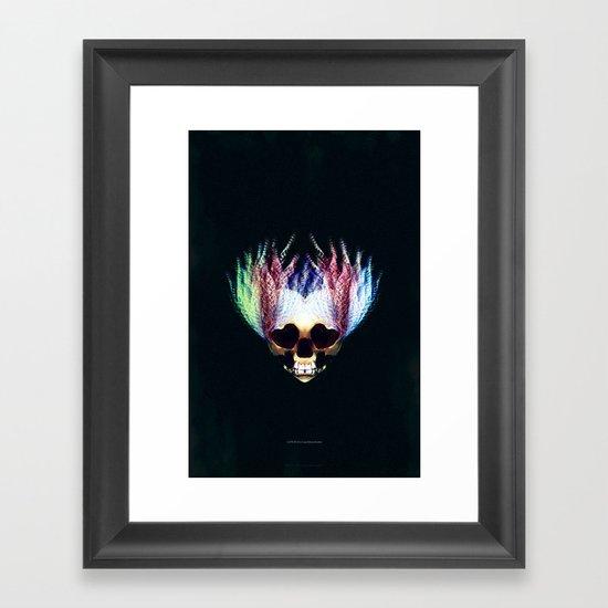 CUPID 002 Framed Art Print
