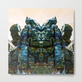The Stone Altar 1 Metal Print