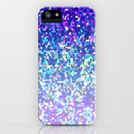 Glitter Graphic G209 iPhone Case
