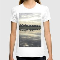 florida T-shirts featuring Florida Sunrise by Stephanie Stonato