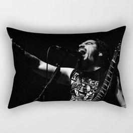 Machine Head Rectangular Pillow