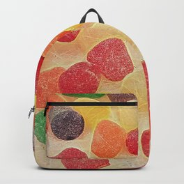Gum Drops In The Snow Backpack