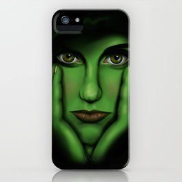 Wicked Elphaba  iPhone Case