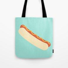 #35 Hotdog Tote Bag