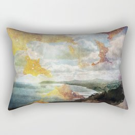 Killiney Gold Rectangular Pillow
