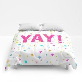 YAY Print Comforters