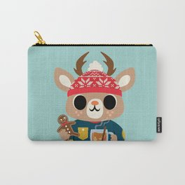 Deer in a Sweater Carry-All Pouch