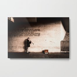 Resonance (Vienna) Metal Print