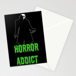 Horror Addict Stationery Cards