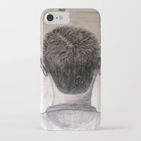 anonymous iPhone & iPod Cases featuring Anonymous by Tal Art