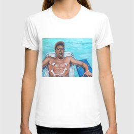 Billy Madison - Adam Sandler Painting T-shirt
