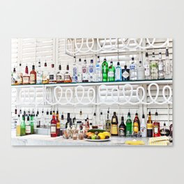 Drinky Drink Drinks Canvas Print