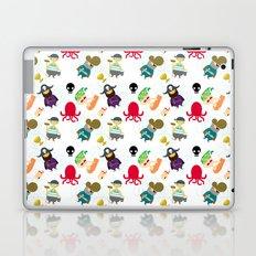 the crew (pattern version) Laptop & iPad Skin