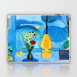 Henri Matisse Blue Window Laptop & iPad Skin