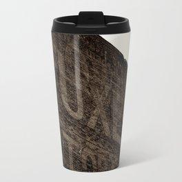 Tuxedo Tobacco Travel Mug