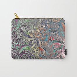 Octopus Rainbow Carry-All Pouch