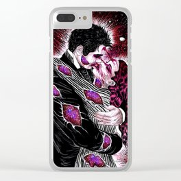 Wuthering Heights Clear iPhone Case