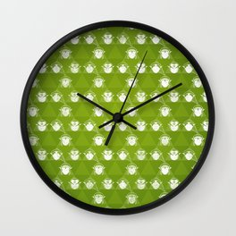 Zelda motif Wall Clock