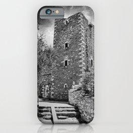 VATHIA MANI GREECE X iPhone Case