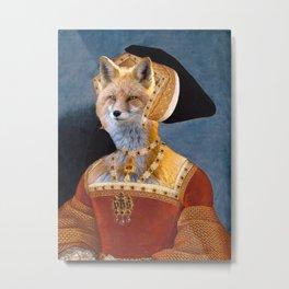 Jane Seymour Metal Print