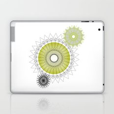 Modern Spiro Art #5 Laptop & iPad Skin