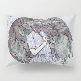 Black Cloud Pillow Sham