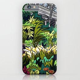 Garden 2 iPhone Case