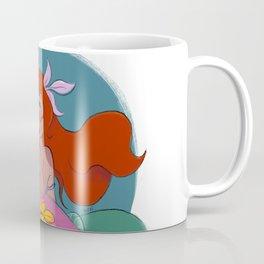 He loves me, he loves me not Coffee Mug