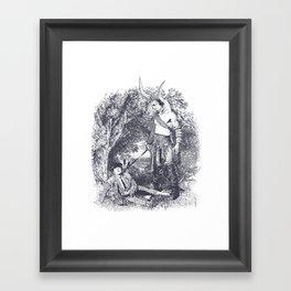 Estocade? Framed Art Print