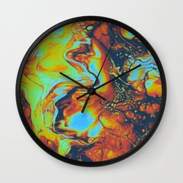 CANDLELIGHT EXCHANGES Wall Clock