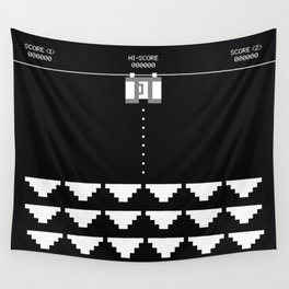 Briefs Invaders Wall Tapestry