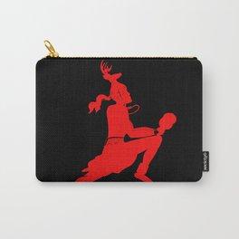 Logotipo de la danza del Venado Carry-All Pouch