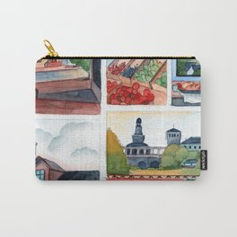 Collection of dreamy street corners Carry-All Pouch