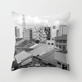 Phuket I Throw Pillow