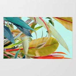 Tropical Jungle Rug